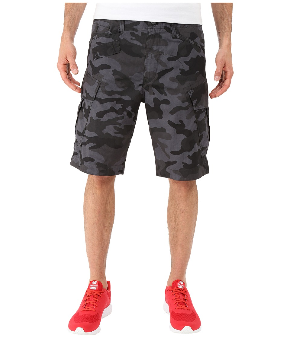 G-Star - Recroft Tapered Bermuda in New Auth Camo Night All Over (New Auth Camo Night All Over) Men's Shorts