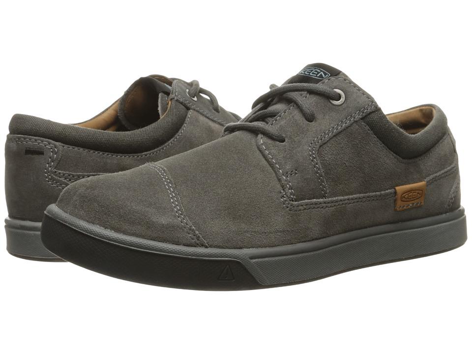 Keen - Glenhaven Suede (Gargoyle 1) Men's Shoes