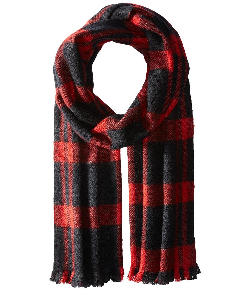 Pistil - Barlow Scarf (Red) Scarves