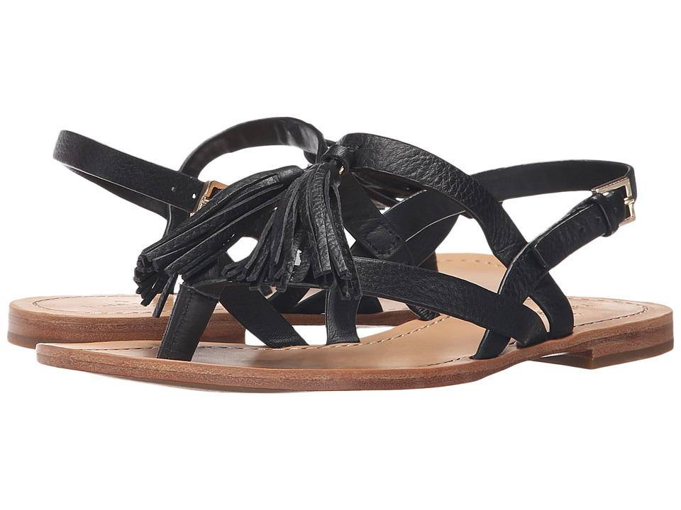 Kate Spade New York Clorinda (Black Tumbled Leather) Women