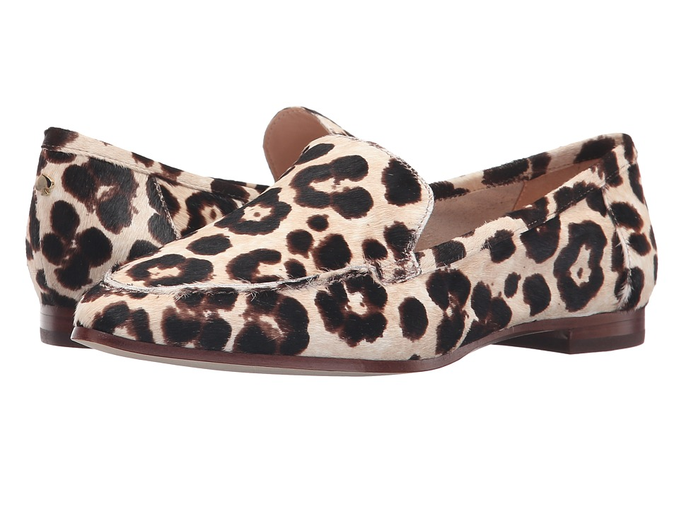 Kate Spade New York Carima (Blush/Brown Leopard Haircalf Print) Women