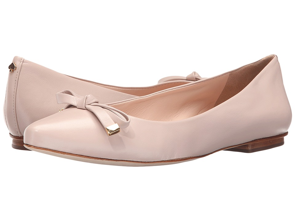 Kate Spade New York Emma (Pale Pink Nappa) Women