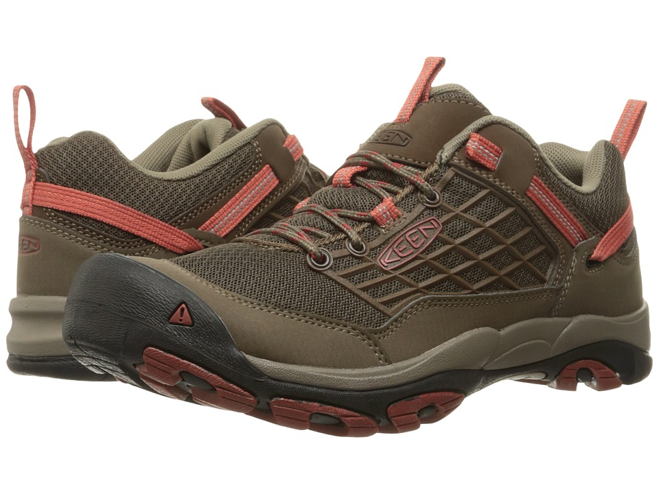 Keen - Saltzman (Dark Earth/Bossa Nova) Men's Shoes