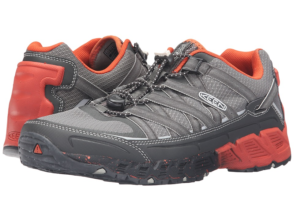 Keen - Versatrail (Raven/Gargoyle) Men's Shoes