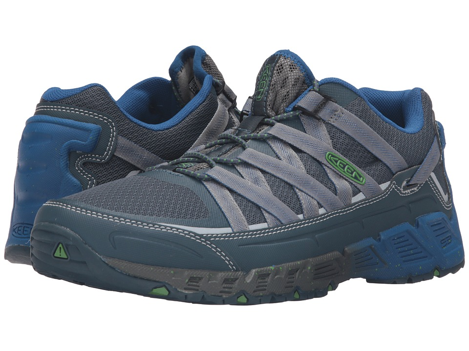 Keen - Versatrail (Midnight Navy/True Blue) Men's Shoes