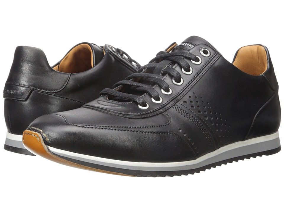 Magnanni - Cristian (Black) Men's Shoes