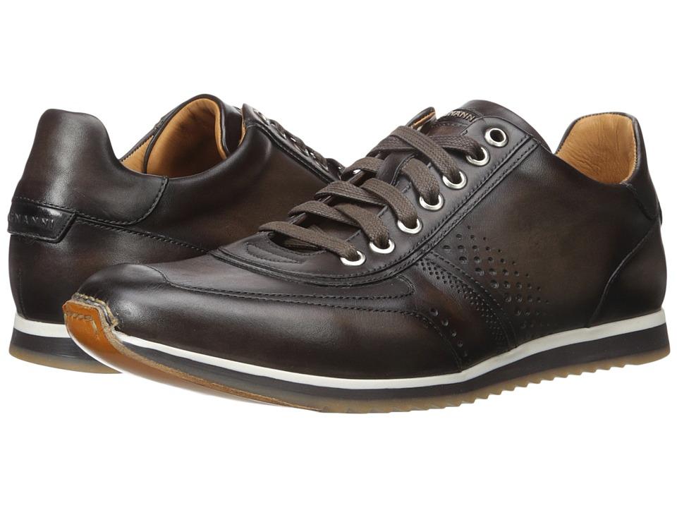 Magnanni - Cristian (Brown) Men's Shoes