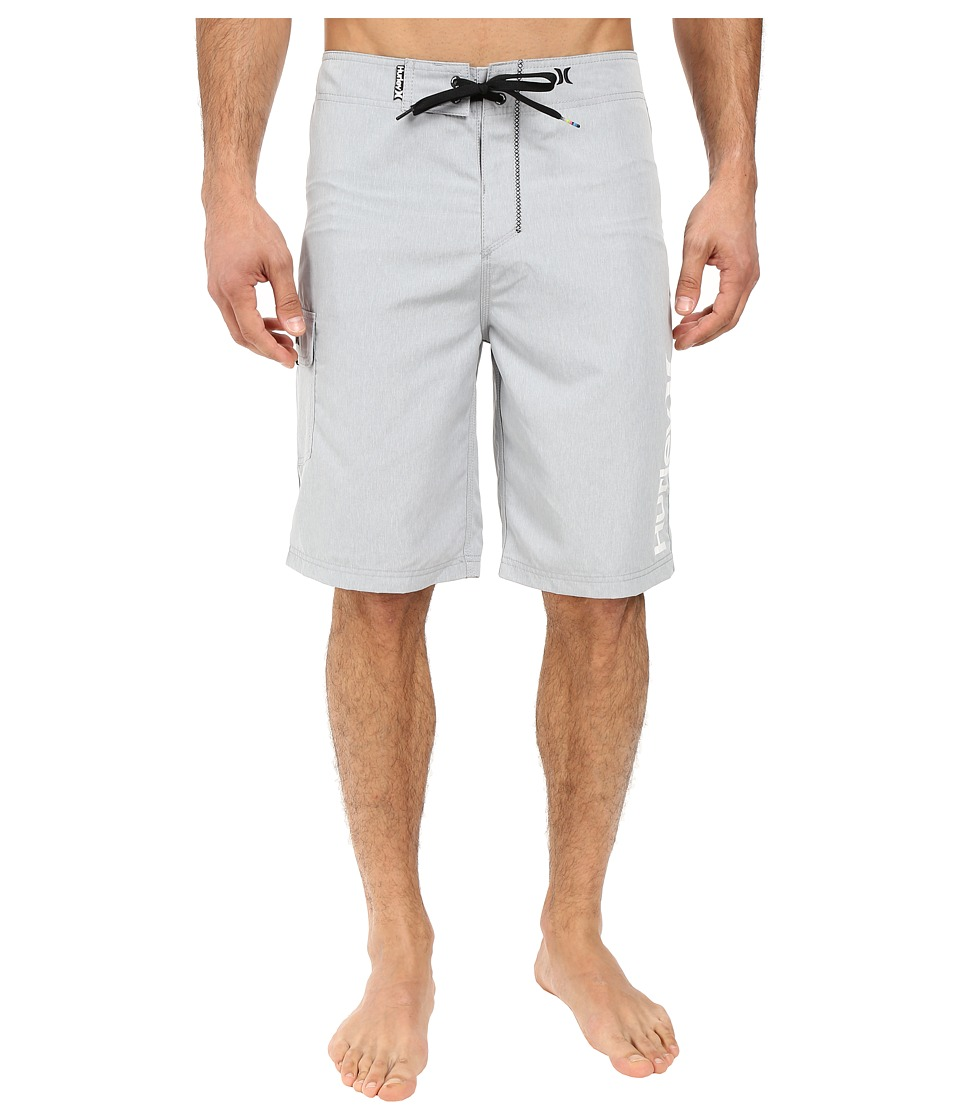 Hurley - Heathered One Only 22 Boardshorts (Wolf Grey) Men's Swimwear