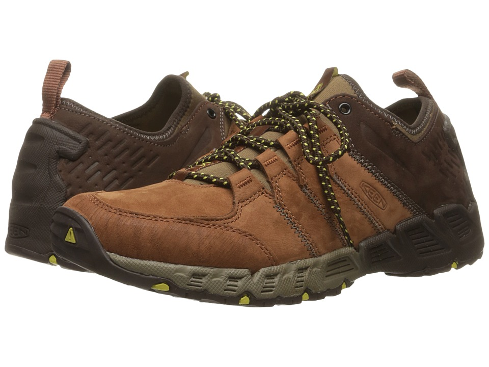 Keen Versacruz (Dark Earth/Warm Olive) Men