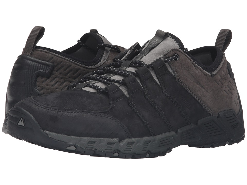Keen - Versacruz (Black/Raven) Men's Shoes