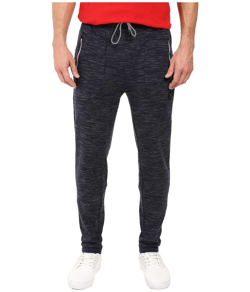 Hurley - Phantom Tech Fleece Jogger (Obsidian) Men's Casual Pants