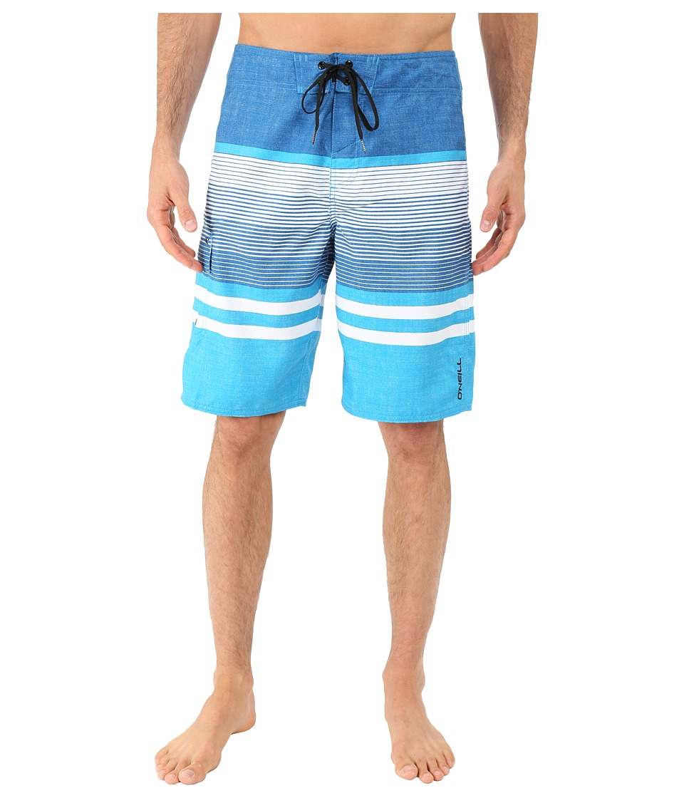 O'Neill - Halfmoon (Bright Blue) Men's Swimwear