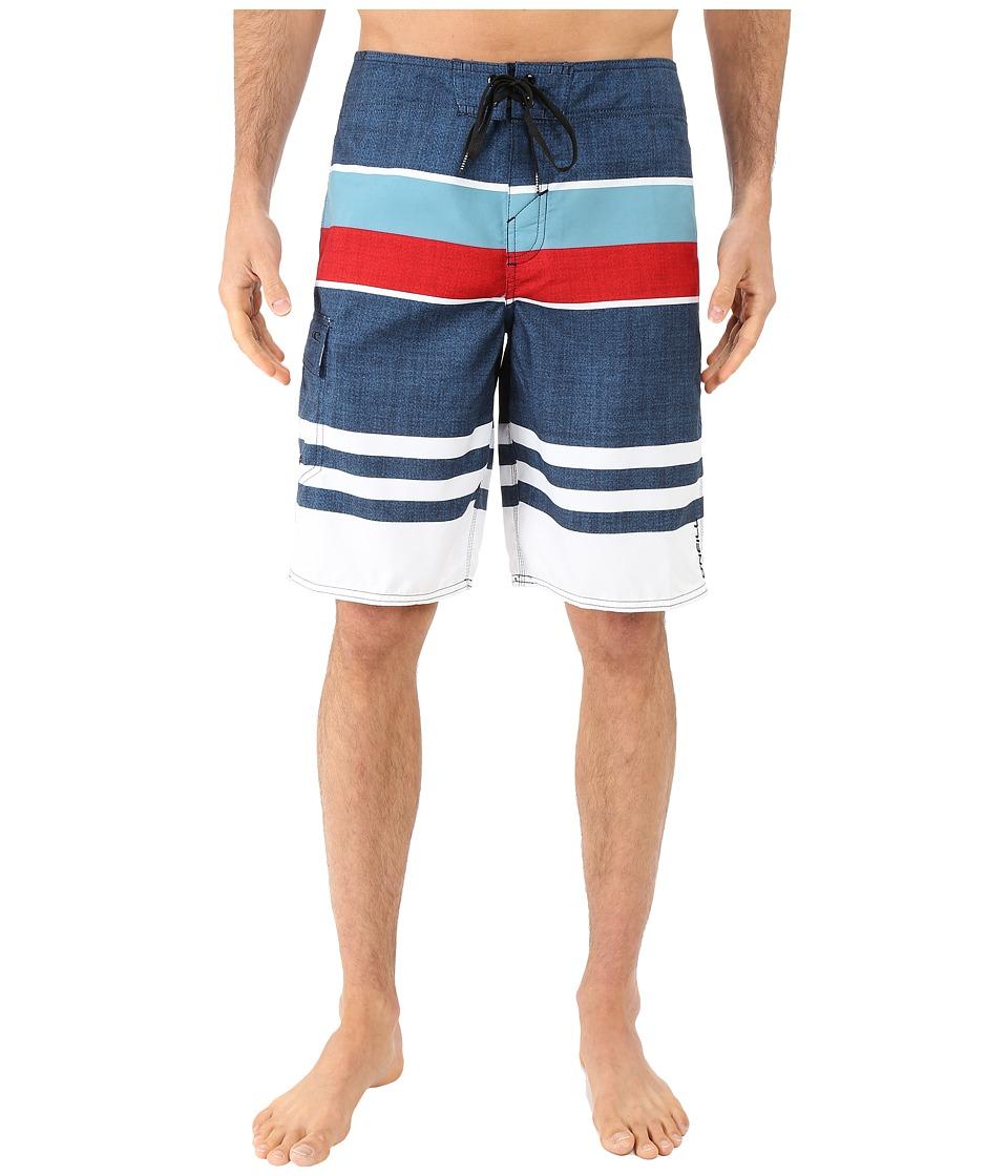 O'Neill - Halfmoon (Indigo) Men's Swimwear