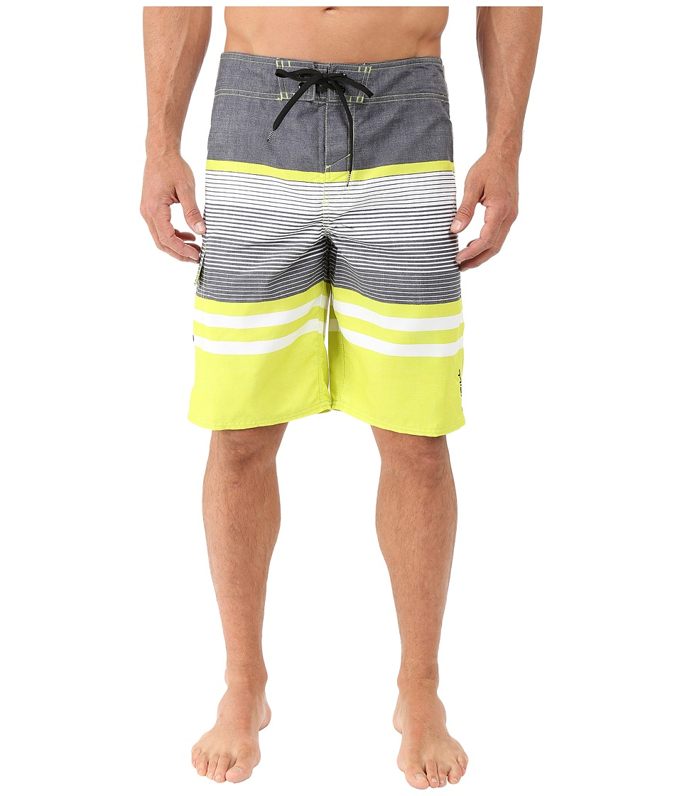 O'Neill - Halfmoon (Lime) Men's Swimwear