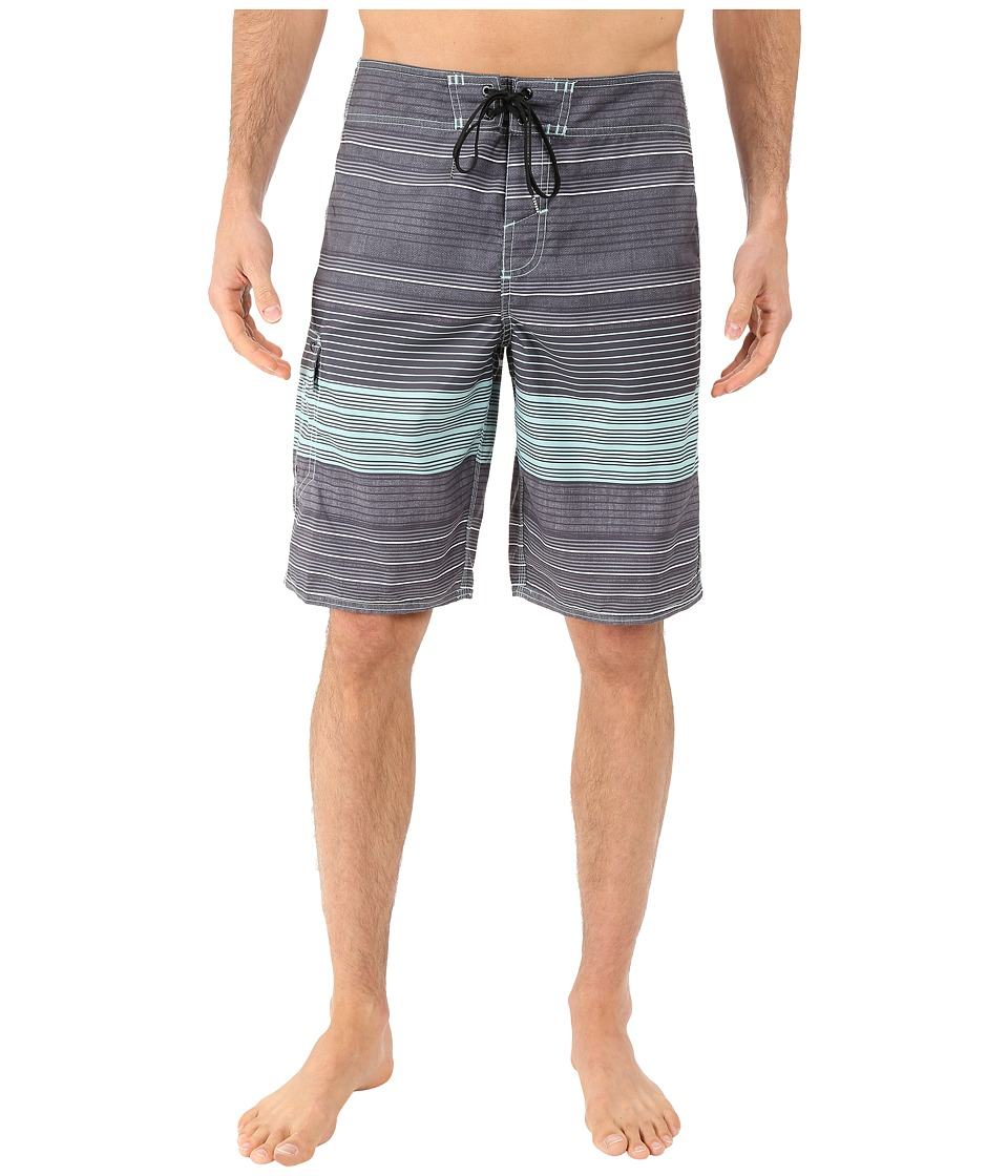 O'Neill - Halfmoon (Mint Green) Men's Swimwear
