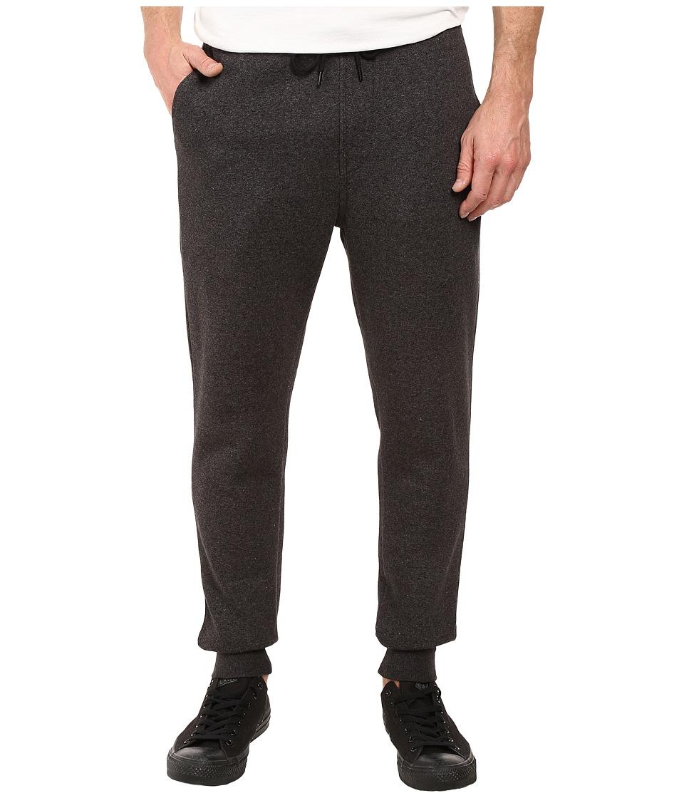 Hurley - Getaway 2.0 Fleece Pants (Black) Men's Casual Pants