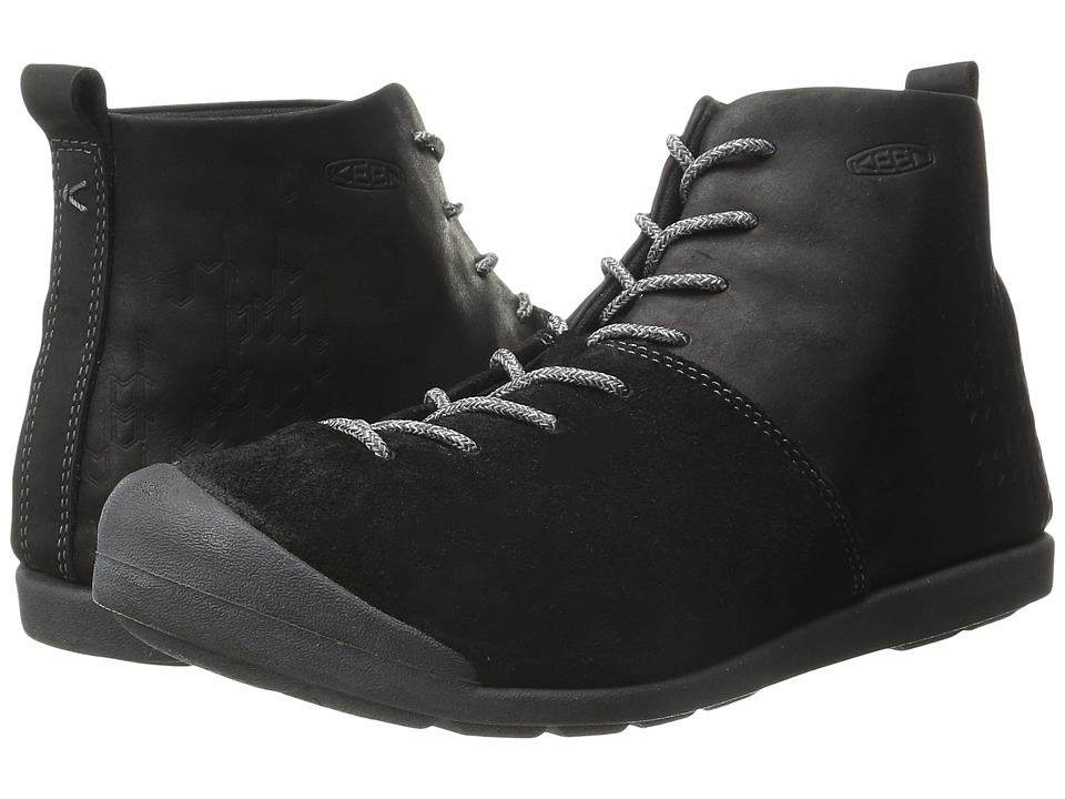 Keen - East Side Bootie (Black) Women's Boots
