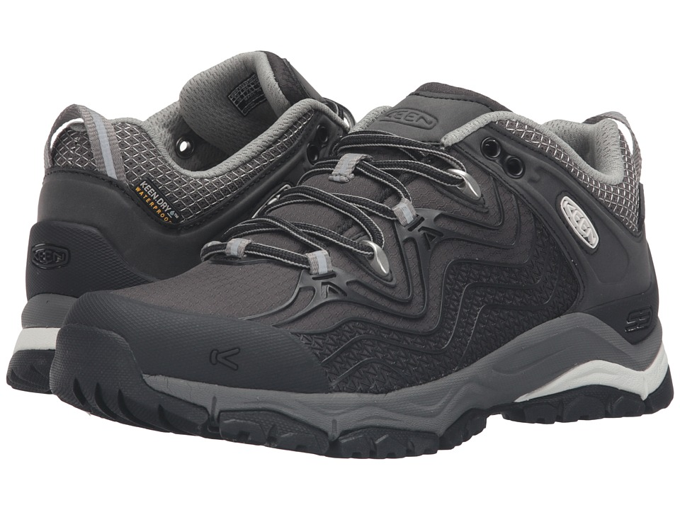 Keen Aphlex Waterproof (Black/Gargoyle) Women