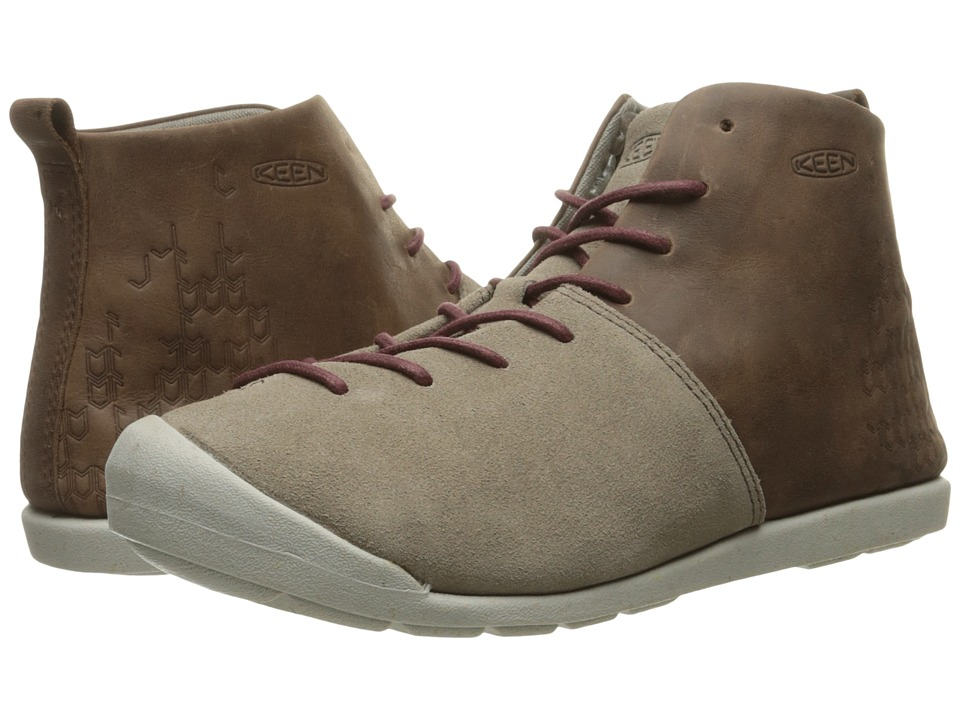 Keen East Side Bootie (Dark Earth/Brindle) Women
