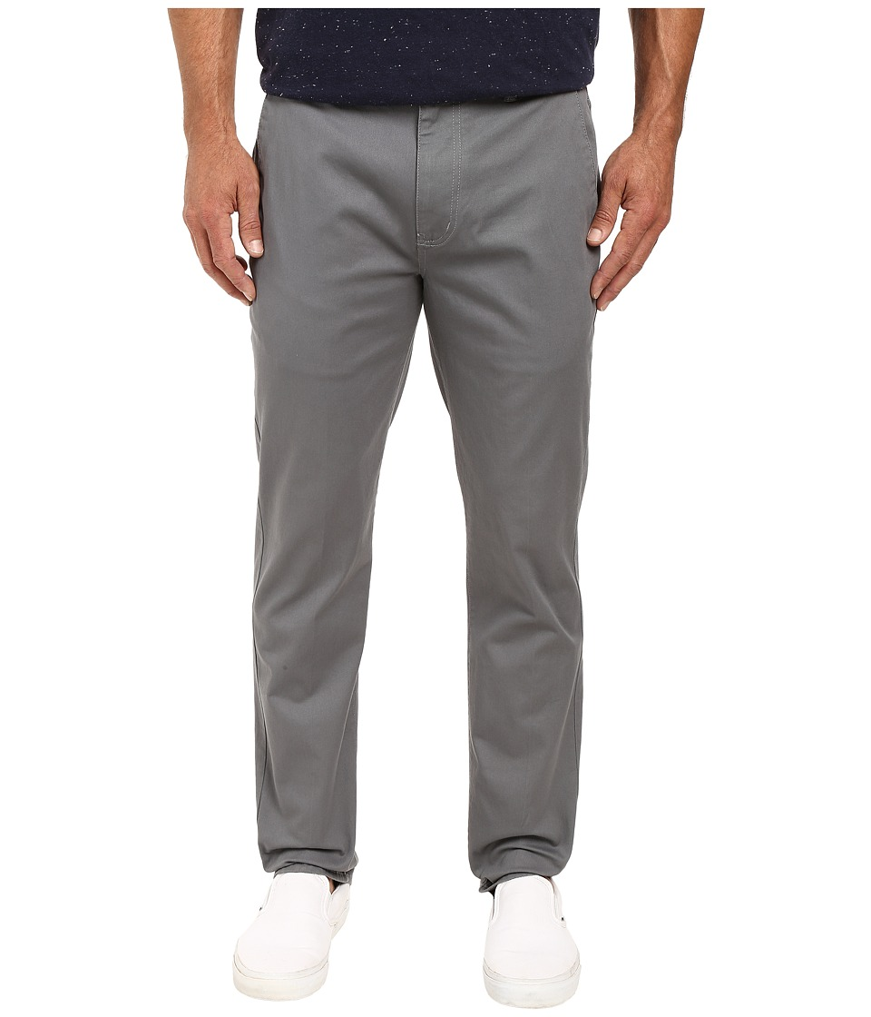 Hurley - One Only Chino Pants (Cool Grey) Men's Casual Pants