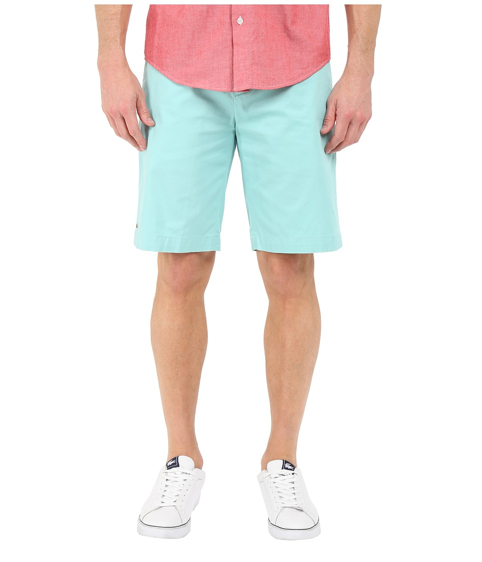 Lacoste - Classic Fit Bermuda Short 10 (Galapagos) Men's Shorts