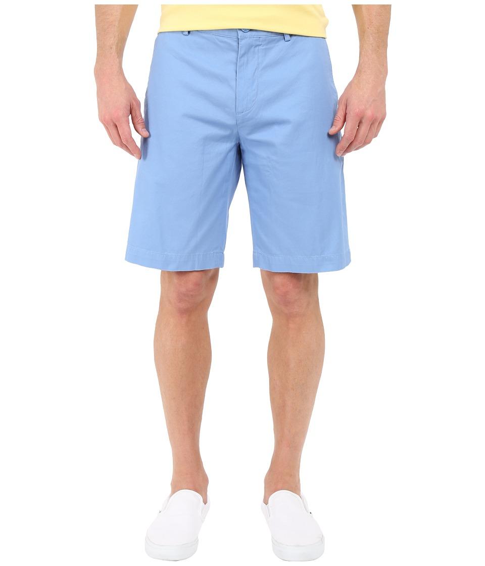 Lacoste - Classic Fit Bermuda Short 10 (Nattier Blue 07E) Men's Shorts