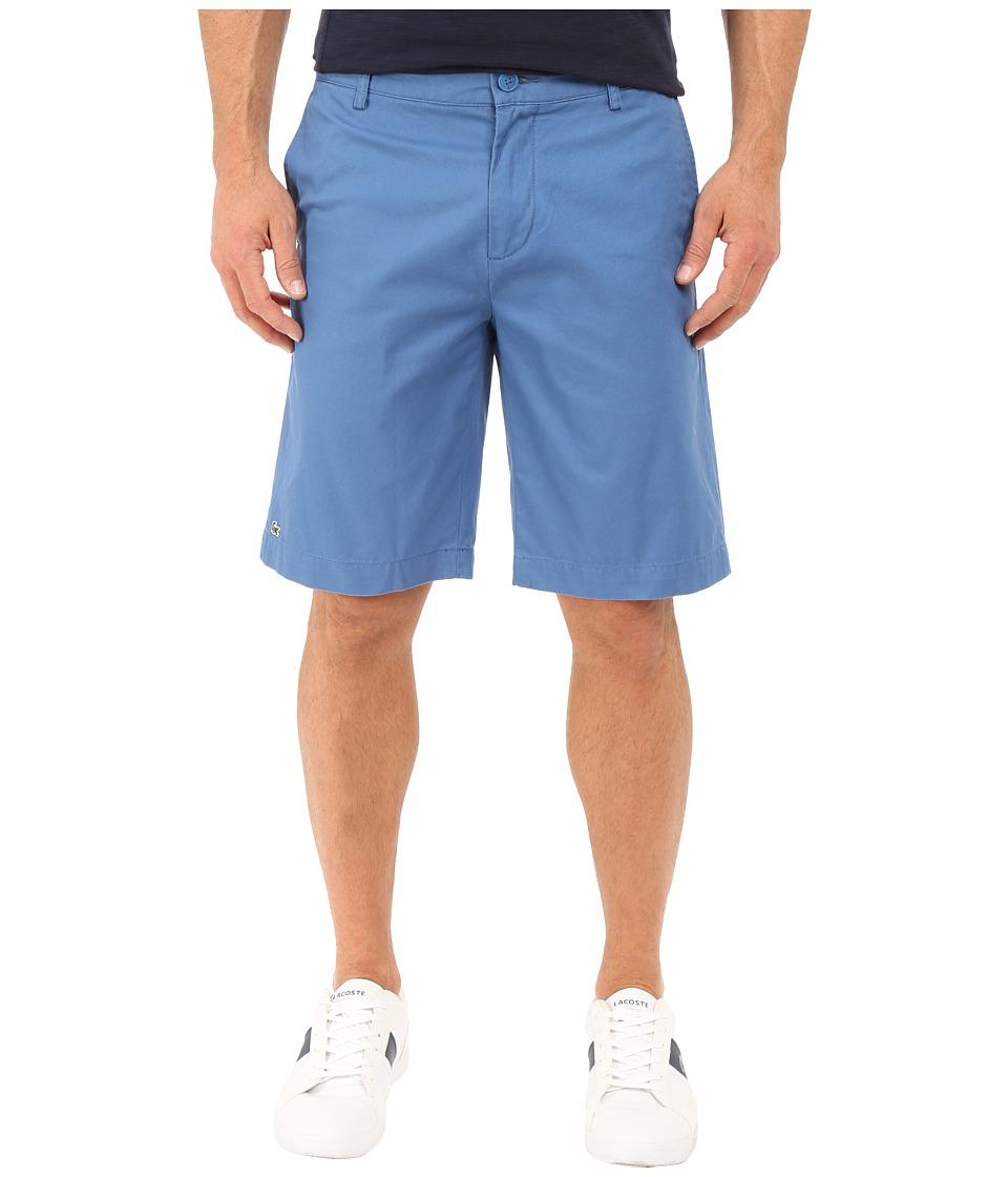 Lacoste - Classic Fit Bermuda Short 10 (Astre) Men's Shorts
