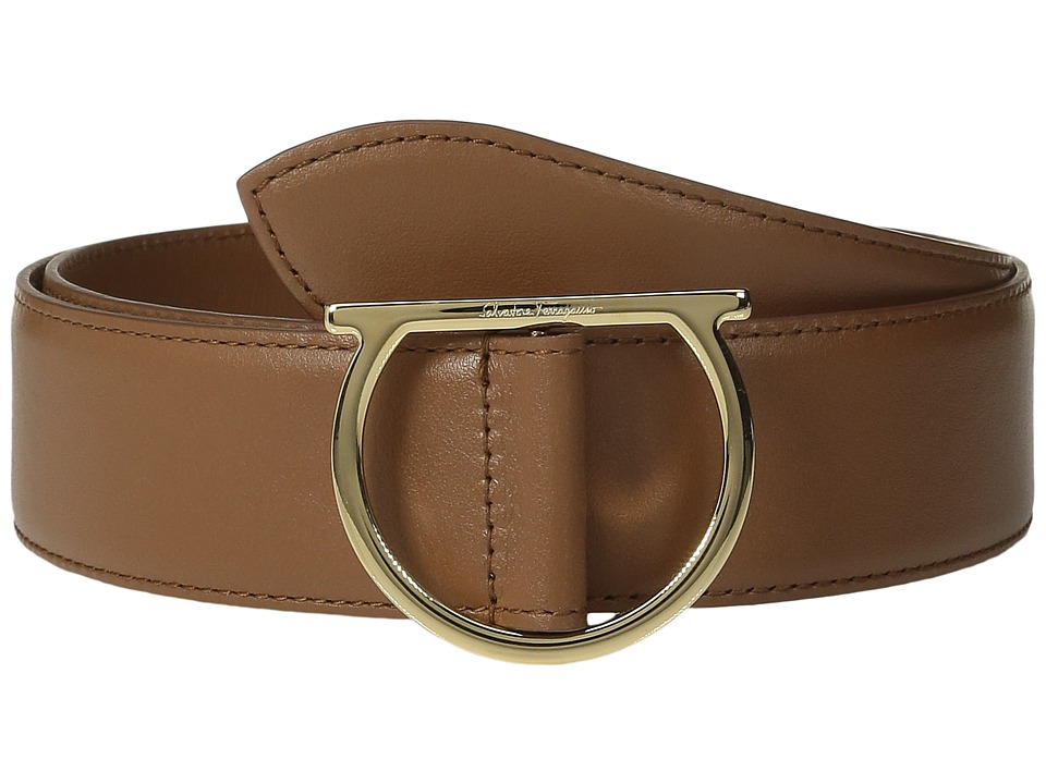 Salvatore Ferragamo - 23B352 (Ecorce) Women's Belts