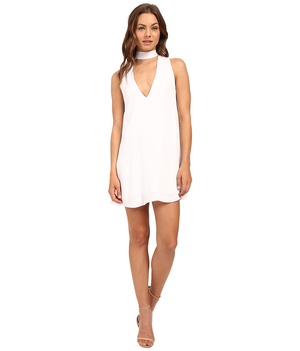 StyleStalker - Elle Dress (Blanc) Women's Dress