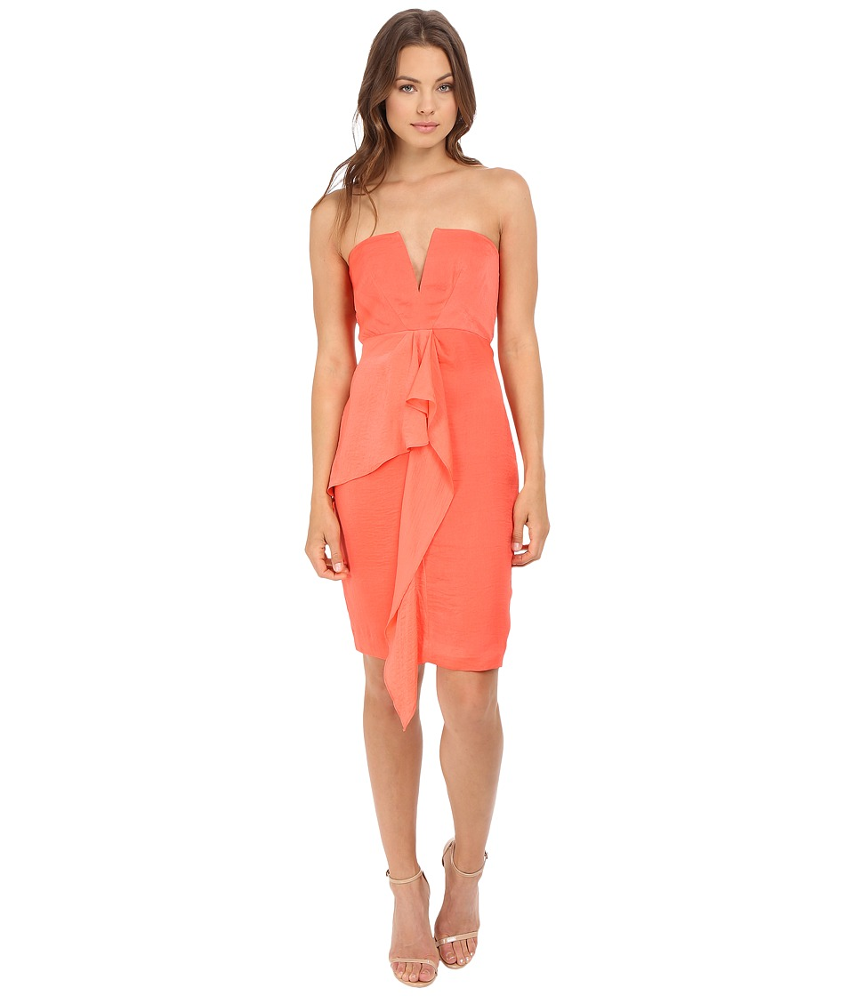 StyleStalker - Phoebe Dress (Sherbet) Women's Dress