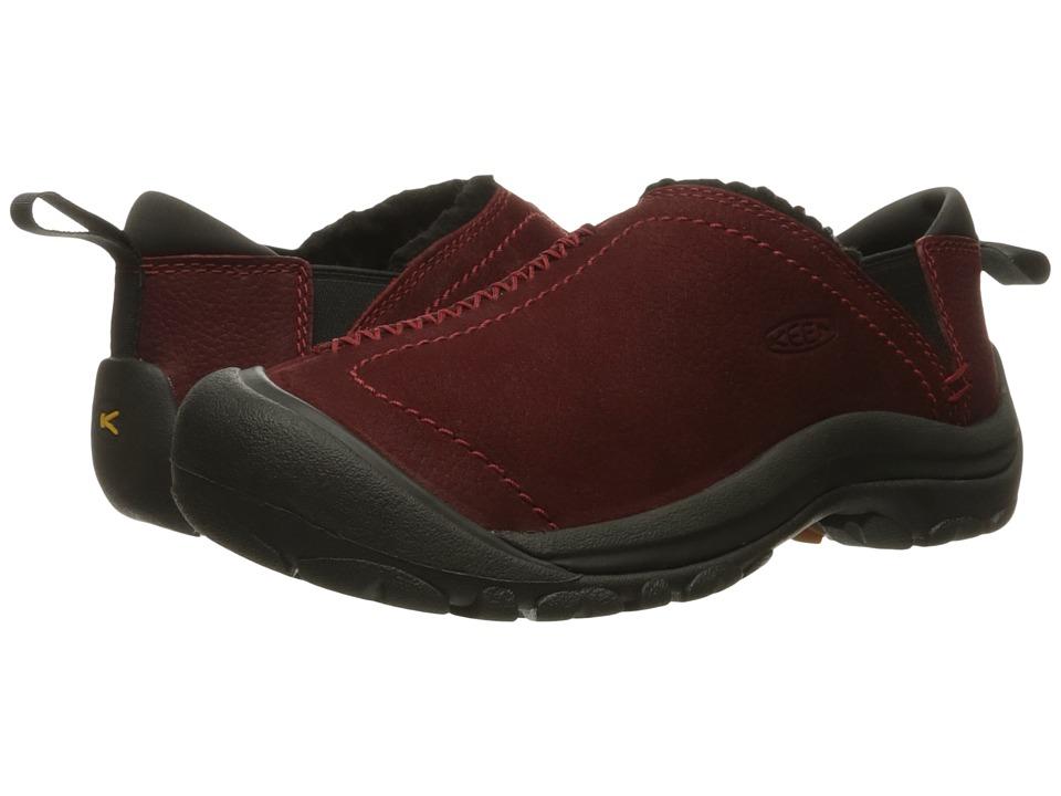 Keen - Kaci Winter (Barn Red) Women's Shoes