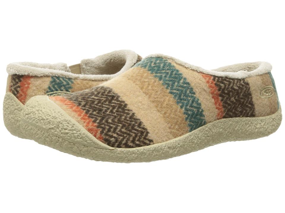 Keen Howser II Slide (Wool Striped) Women