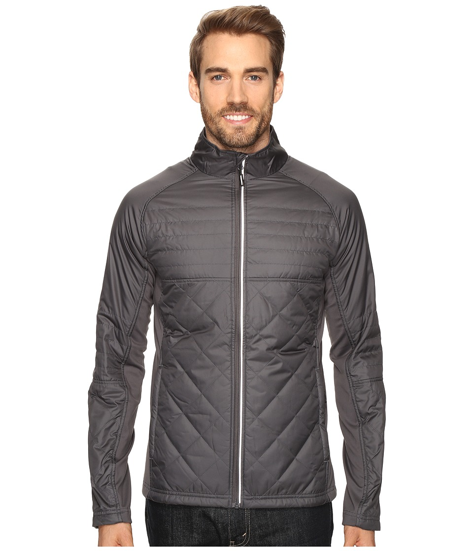 ASICS - Thermo Windblocker (Iron Gate) Men's Coat