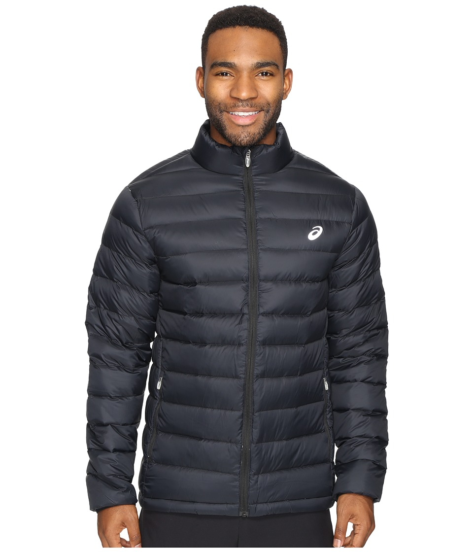 ASICS - Down Jacket (Performance Black) Men's Coat