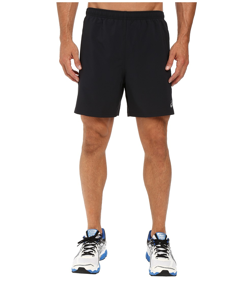 ASICS - 2-N-1 Woven 6 Shorts (Performance Black) Men's Shorts