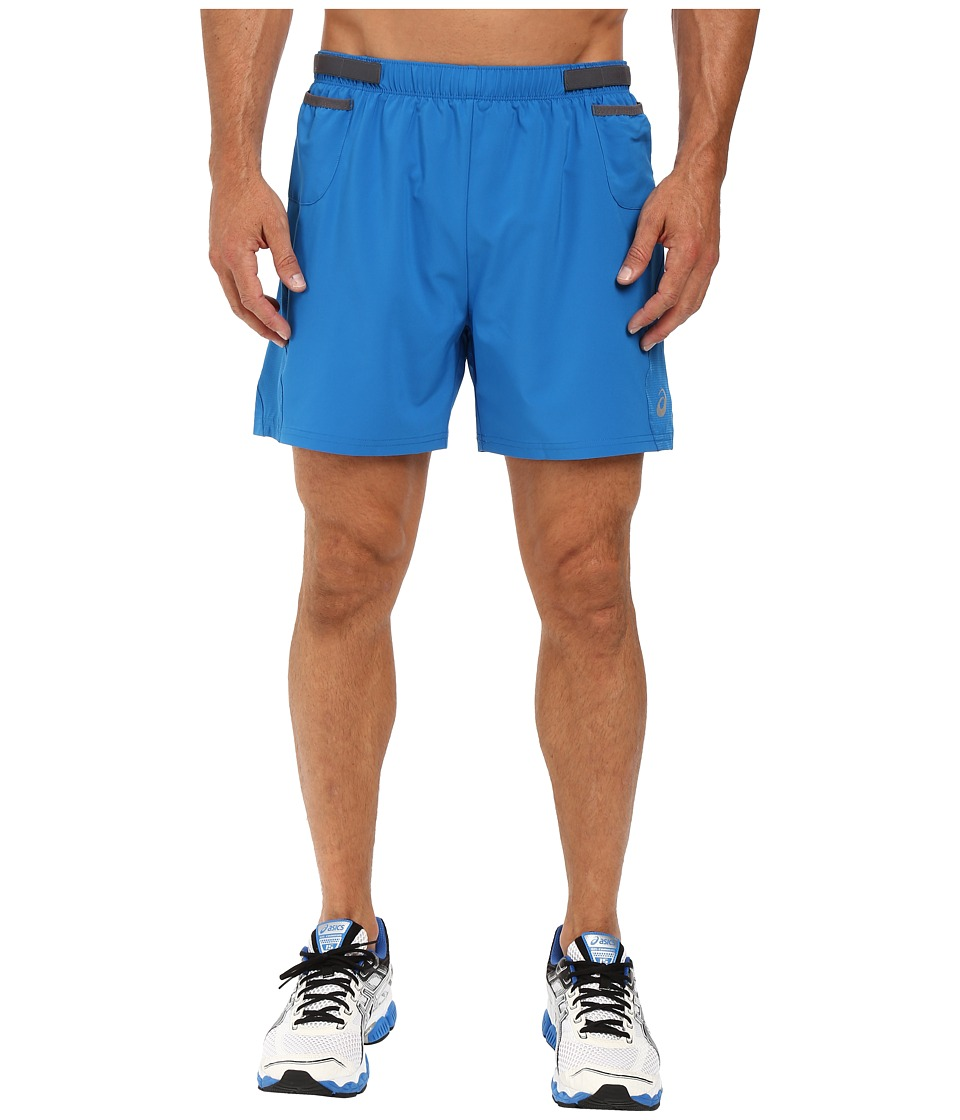 ASICS - Distance 5 Shorts (Imperial Blue) Men's Shorts