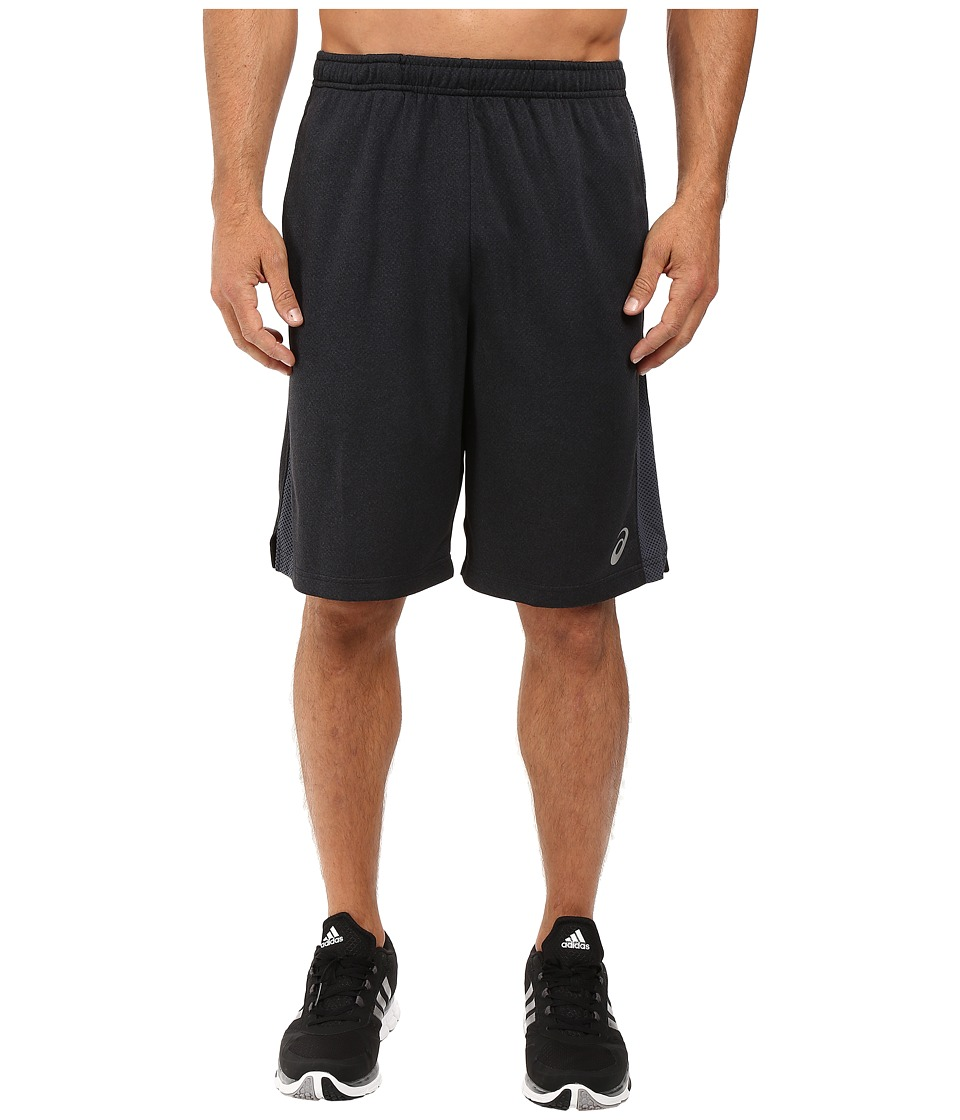 ASICS - Quad TR Shorts (Black) Men's Shorts