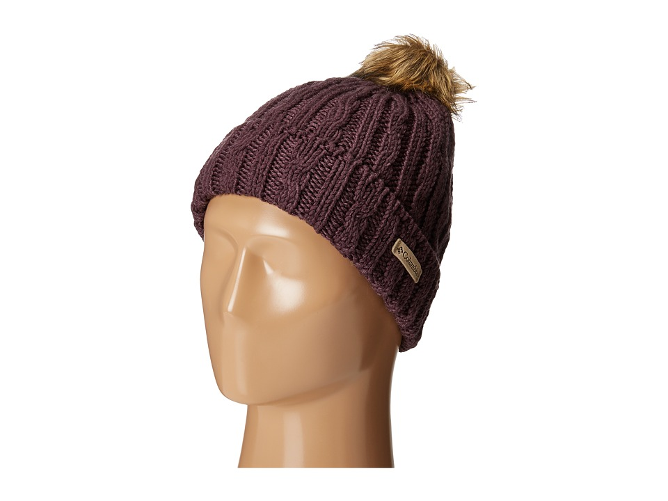 Columbia - Catacomb Crest Beanie (Dusty Purple) Beanies