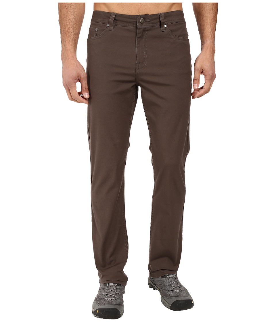 Toad&Co - Seward Canvas Pants (Caviar) Men's Casual Pants
