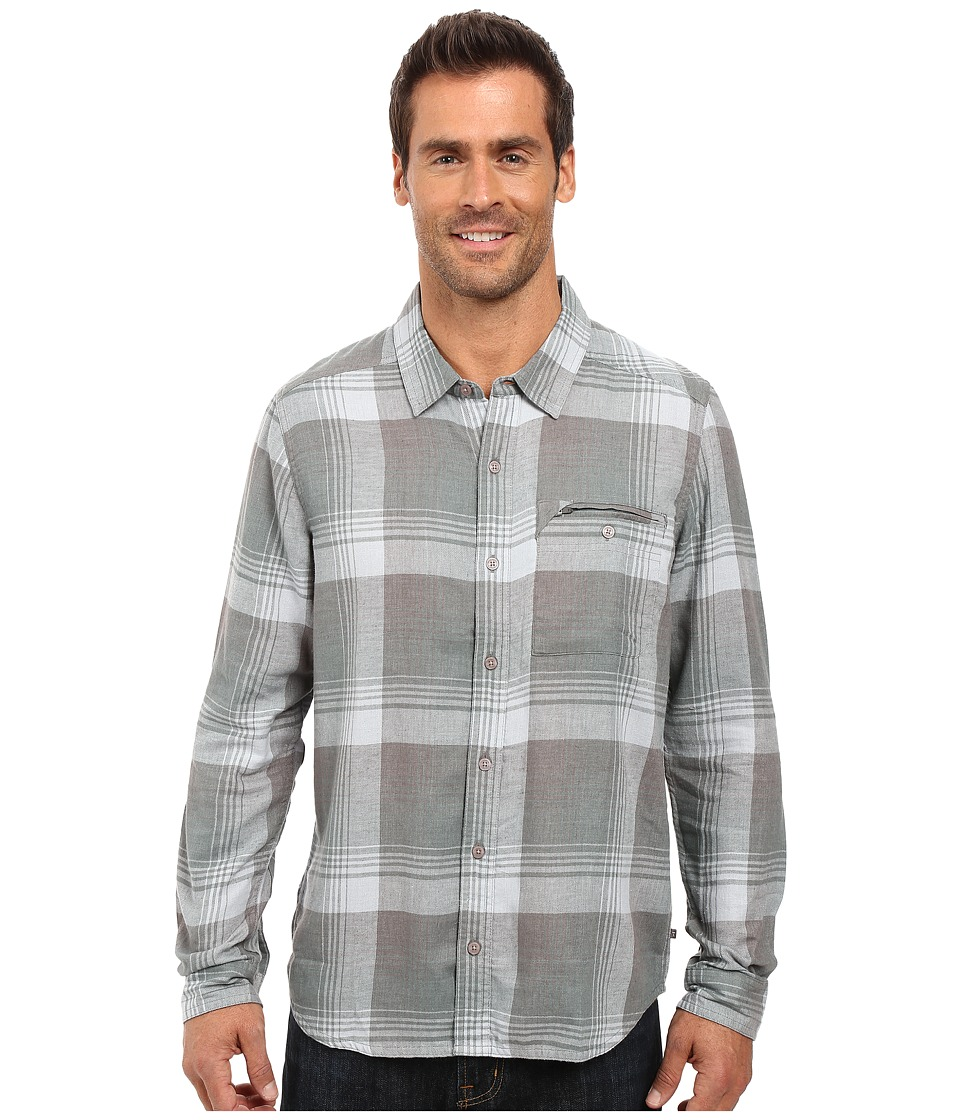 Toad&Co - Singlejack Long Sleeve Shirt (Pine) Men's Clothing