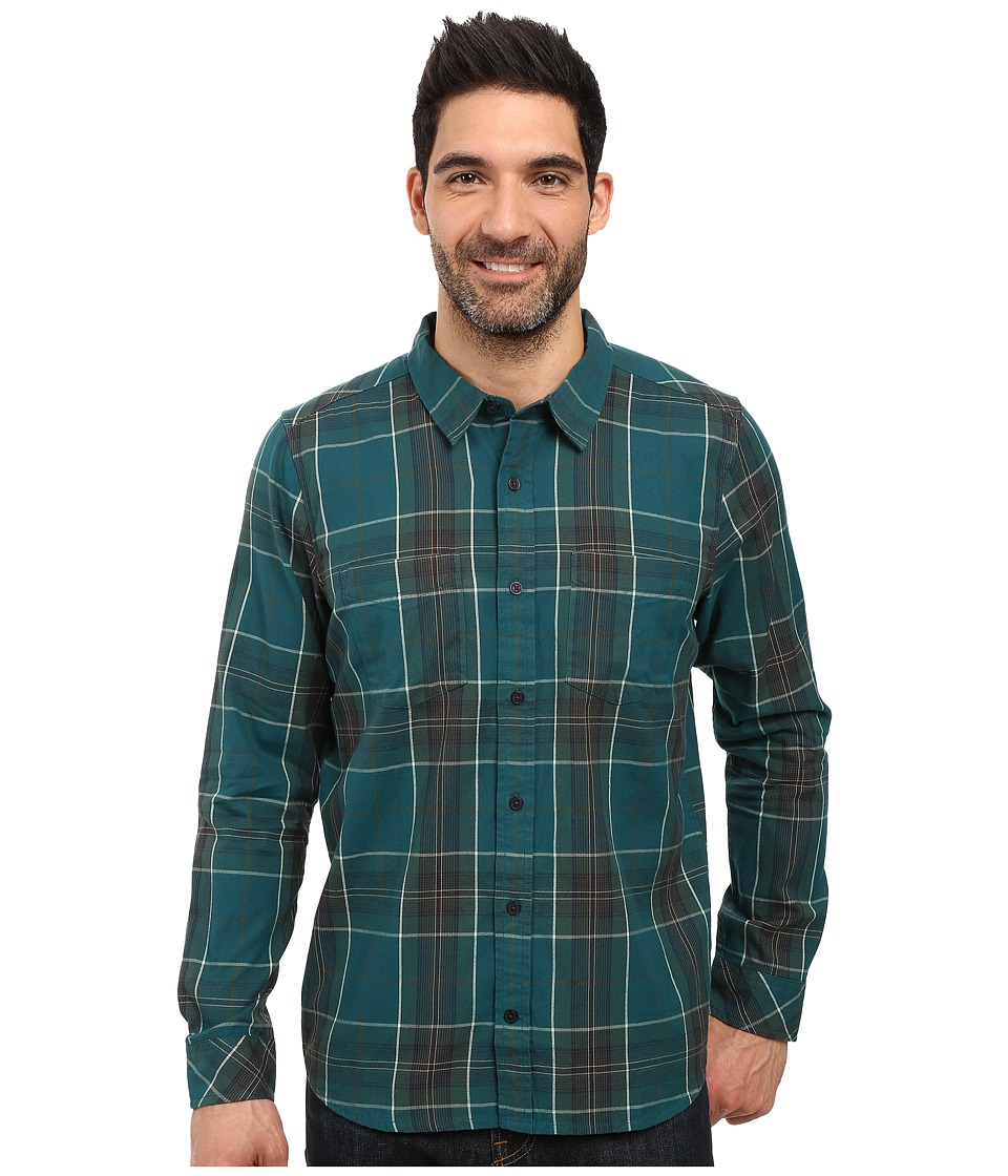 Toad&Co Mojo Long Sleeve Shirt (Ponderosa) Men