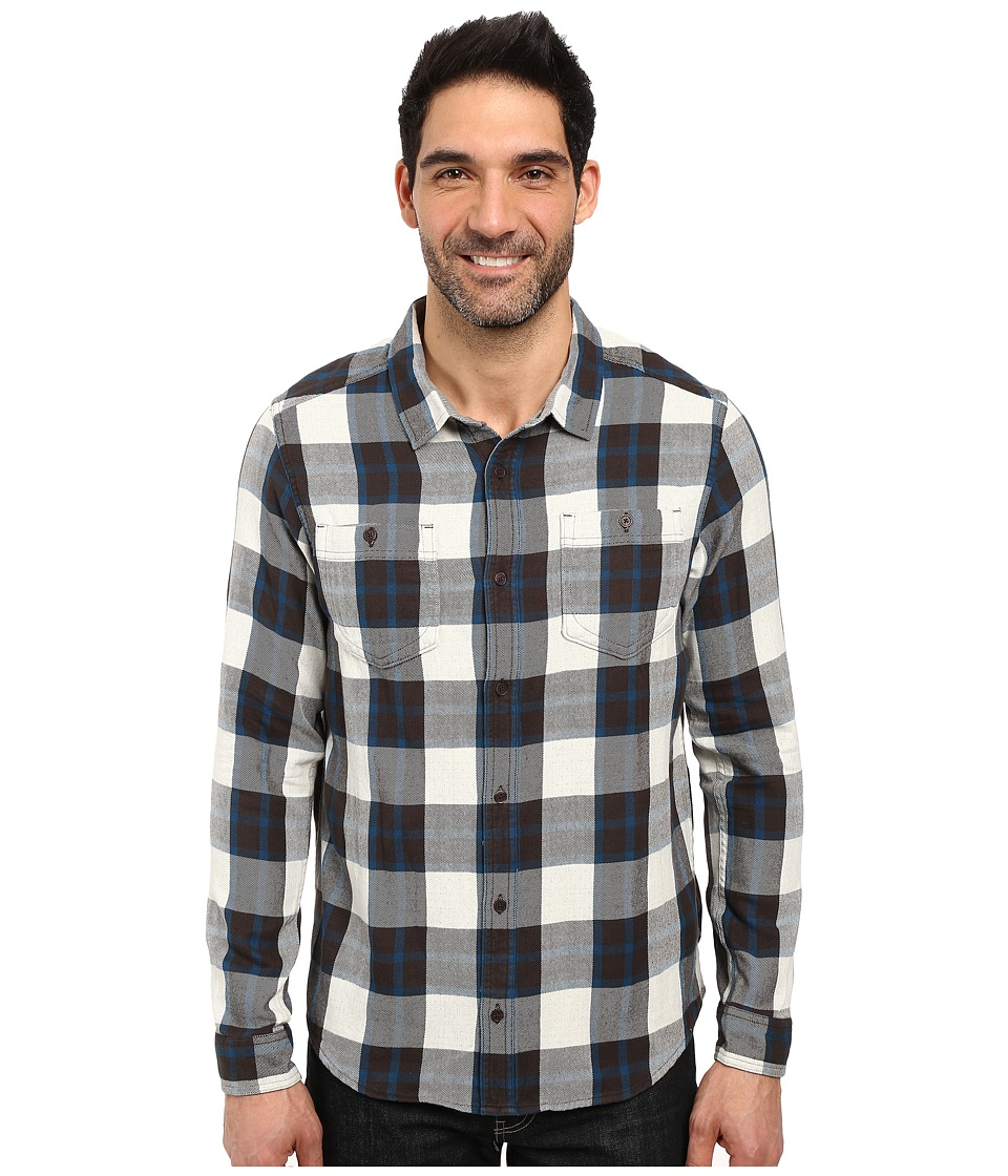 Toad&Co - Dually Long Sleeve Shirt (Buffalo) Men's Long Sleeve Button Up
