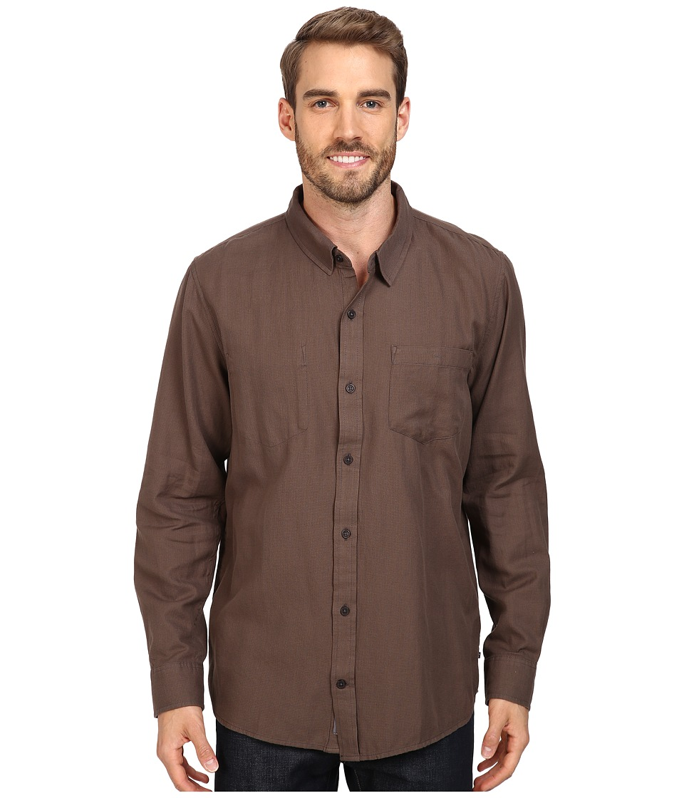 Toad&Co - Mixologist Long Sleeve Shirt (Buffalo) Men's Long Sleeve Button Up