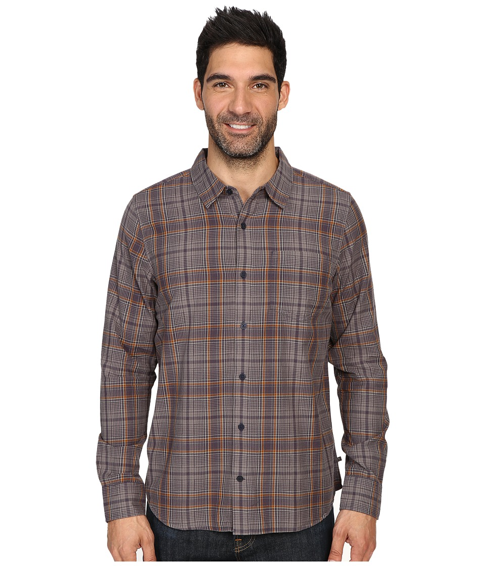 Toad&Co - Paulsen Long Sleeve Shirt (Nightsky) Men's Clothing
