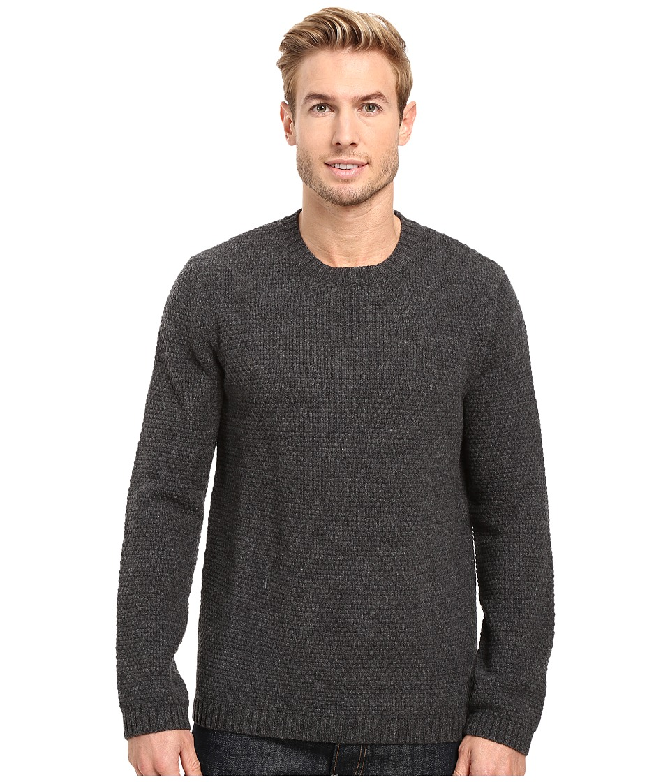Toad&Co - Malamute Crew Sweater (Dark Graphite) Men's Sweater