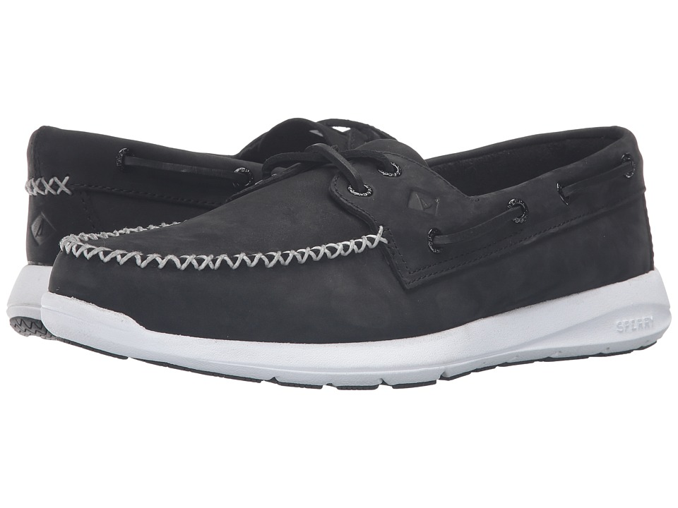 Sperry Top-Sider Sojourn Nubuck (Black) Men
