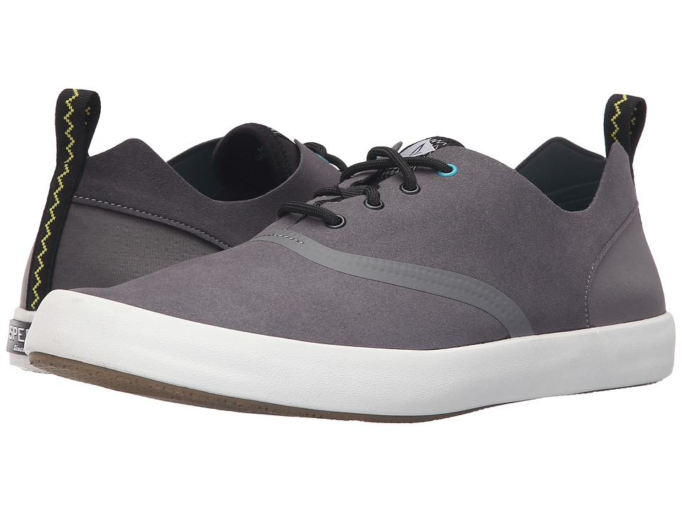 Sperry Top-Sider Flex Deck CVO Micro Fiber (Grey) Men