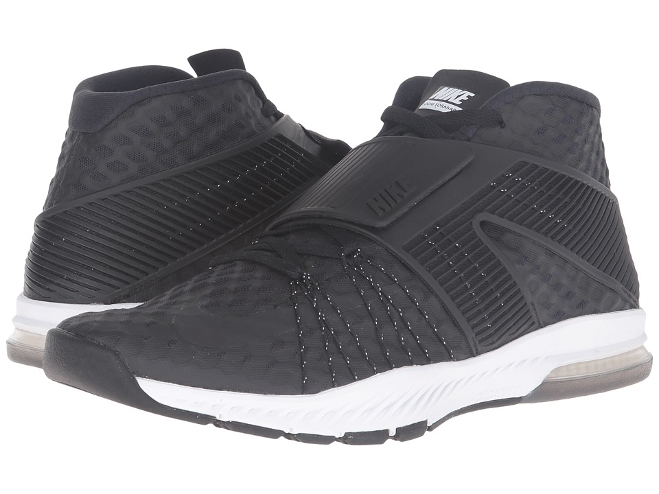 Nike - Zoom Train Toranada (Black/White/Black) Men's Shoes