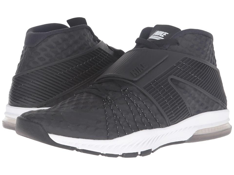 Nike - Zoom Train Toranada (Black/White/Black) Men's Shoes