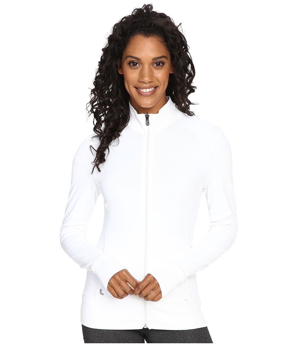 Lole Essential Up Cardigan (White) Women